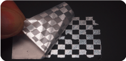 checkerboard void stickers